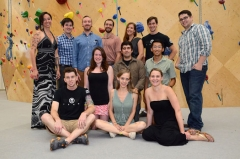 Innovations Tour at Brooklyn Boulders (Kulbako Photograhy)